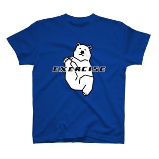 EXERCISE KUMA T-shirts