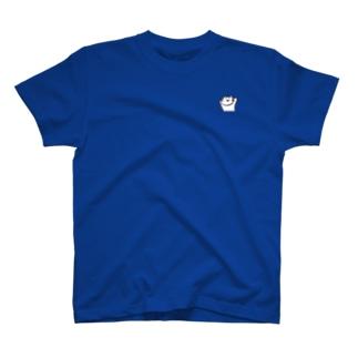 neko_手をうしろに T-shirts
