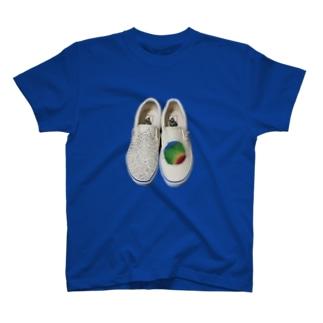脳波デザイン T-shirts