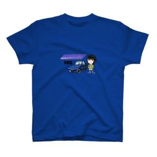 AW11涼子 T-shirts