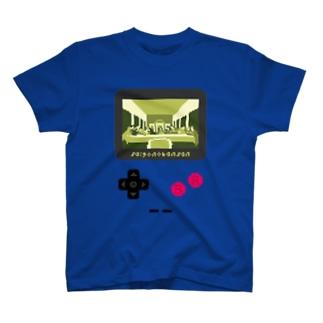 サイゴノバンサンゲーム T-shirts