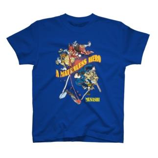 musashi T-shirts