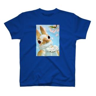 月の旅人 T-shirts