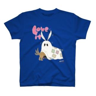 冥土の兎 Love it編 T-shirts