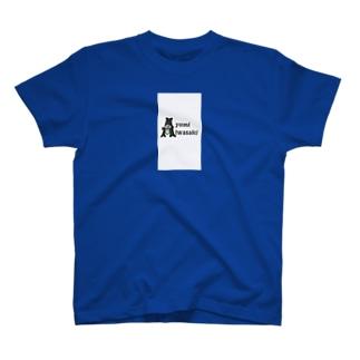 Iwasakiayumi LOGO T-shirts
