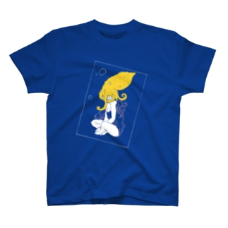 シュレーディンガーの蛸 T-shirts