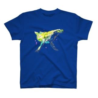 クジラ1号 T-shirts