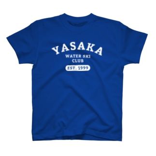 20周年記念グッズ -YASAKA- T-shirts
