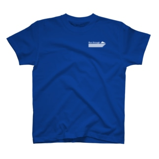 目指せ、チャンピオンレーサー(青) T-shirts