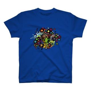 Earth_Music T-shirts