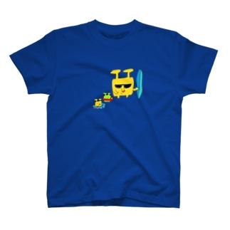 リドさんの海遊び T-shirts