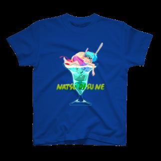 白山モンブランのNATSU T-shirts