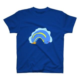 うみうし ブリッジ T-shirts