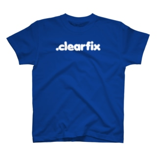 .clearfix T-shirts