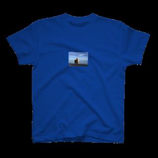 chobi_and_wimのちょびのみずうみ T-shirts
