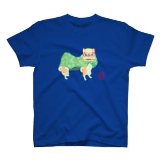 しば舞 T-shirts