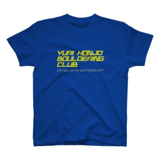 YHBC フルプリントTee(ロイヤルブルー) T-Shirt