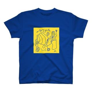 🌔tomadoi🌔 T-shirts