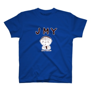 ユーモアデザイン「JMY(実はまぢやばい)」 T-shirts