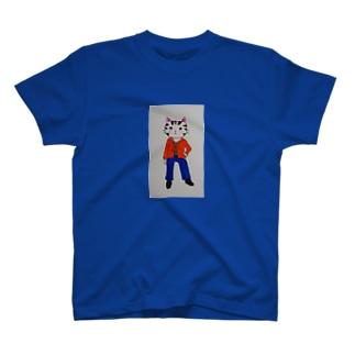 おしゃれネコ T-shirts