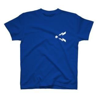 道路標Tキ【328】 T-shirts