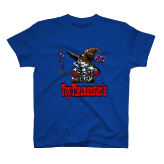 Toy.The.monster's ガンマ&ハット T-shirts