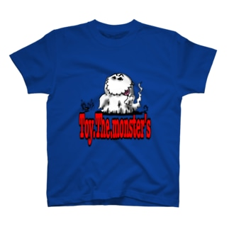 Toy.The.monster's ゴーシュ&スパイン T-shirts