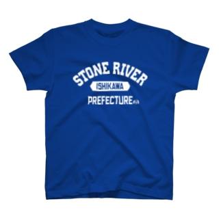 石川県  STONE RIVER T-shirts