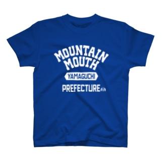 山口県  MOUNTAIN MOUSE T-shirts