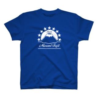 パラマウント富士山末広 2019 2020年春モデル T-shirts