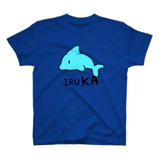 イルカさん   T-shirts