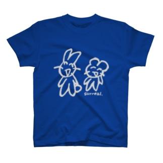 surreal_04(WT) T-shirts