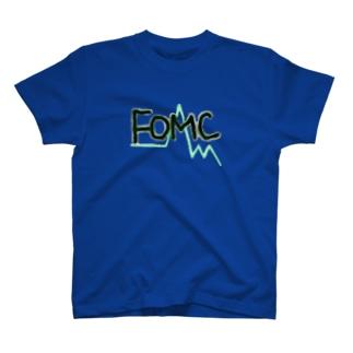 FOMC期待買いからの失望売りを添えて T-shirts