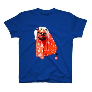 獅子舞GONちゃん T-shirts