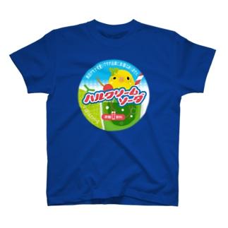 《ハルクリームソーダ黄》 T-shirts