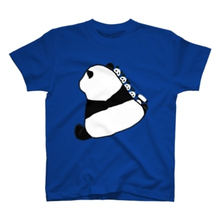 giant panda-パンダ③- T-shirts
