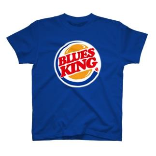 BLUES KING T-shirts