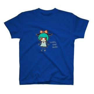 リボンちゃん T-shirts