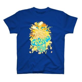 POPCORN_PARTY Tシャツ