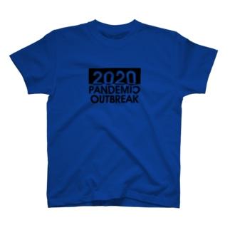 PANDEMIC2020-Tshirt T-shirts