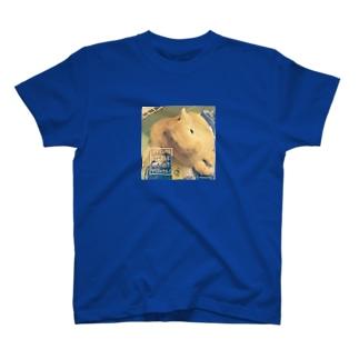 自宅のうさぎゆんた王子0歳の幼少期 T-shirts