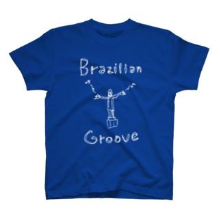 ブラジリアン・グルーヴ(コルコバードの丘編) T-shirts