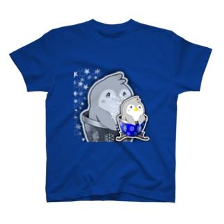 おてペン ユキー(Tシャツ) T-shirts