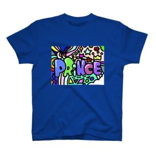 PRINCE T-shirts