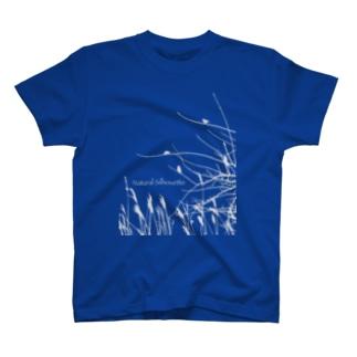 小鳥たちのシルエット T-shirts