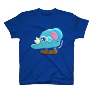 あしのはえたゾウ T-shirts