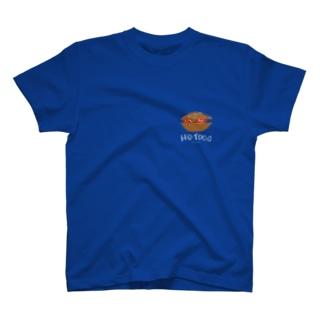 mini ホットドッグ のらしおん Tシャツ T-shirts