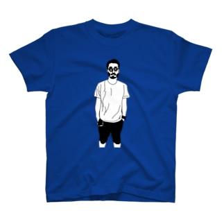 どこぞのヒゲオヤジ T-shirts