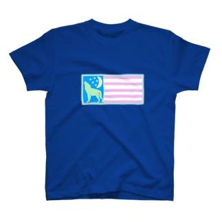 星条旗レディースVr T-shirts