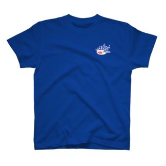 ゆるいジンベエさん T-shirts